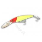 TRENDEX Pelikan Diver 14/18 cm 44 gr floating - Red/yellowglow