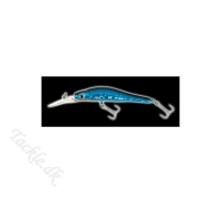 Hiper Catch MORAY MINNOW wobler - 7 cm - 5,5 gr - Blå/sølv