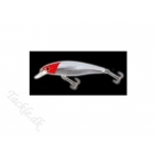 TAKE - Fat Minnow - Red/Silver 8 cm - 11,4 gr synkende