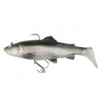 Savage Gear 3D Trout Rattle shad 17 cm - 80 gr.- rainbow smolt 01