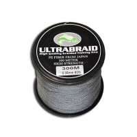 ULTRABRAID fletline/flettet line 300 meter - 0,14mm/6,8 kg - SUPER LAVPRIS!